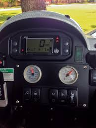 rhino 700 electrical problem solved the motor seemed to run fine the fan cycled on and off normally my aftermarket accessories all functioned properly my aftermarket gauge showed 14v when
