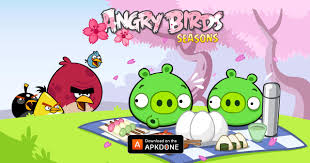 Angry Birds Seasons MOD APK 6.6.2 Download (Unlimited Coins) for Android