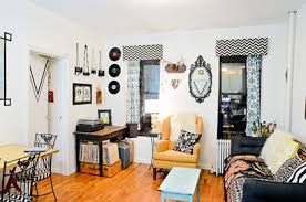 living room furniture crafty nyc apartment tour via flickr apartments furniture