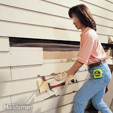 refresh your house s exterior by replacing damaged siding