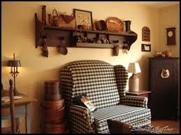 Primitive Decorating Ideas For Living Room For Pictures