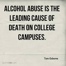 Quotes About Alcohol Tom Osborne Quotes QuoteHD 38