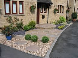 Small Picture Small gravel garden design ideas small front garden design with