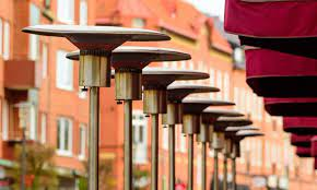 can a patio heater be used indoors