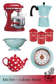 Coloured Small Kitchen Appliances 17 Best Ideas About Teal Kitchen Decor On Pinterest Teal Kitchen