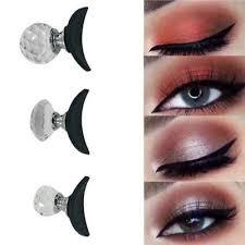 1pc silicone eyeshadow st crease eye shadow seal applicator lazy makeup tool
