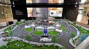 <b>Hyundai</b> Motor демонстрирует <b>модель</b> экосистемы умной ...