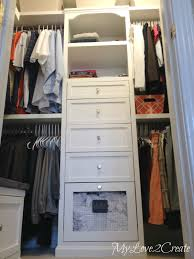 diy closet room. Master Closet Makeover With Laundry Hampers And Storage Tower, My Love 2 Create On Remodelaholic Diy Room D