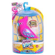 Moose Toys Little Live Pets Season 3 Bird Single Pack, Poppin' Polly -  Walmart.com - Walmart.com