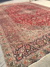 red area rugs 5 7 luxury used brown red and white fl area rug in