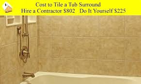 cost to tile a bathroom cost of re tiling a bathroom cost to tile a tub surround with regard to re tiling a bathroom labor cost tile bathroom how much does