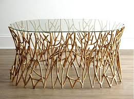 square coffee tables for small spaces golden branches table incredibly unique awesome stuff