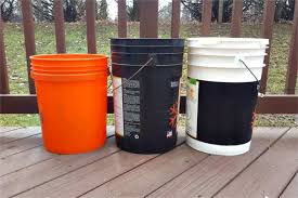 s that hand out 5 gallon buckets