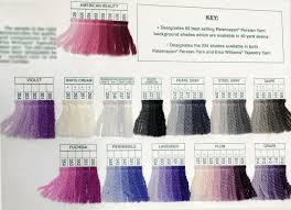 Pin By Yarn Barn Of Sa On Needlepoint Yarn Colors