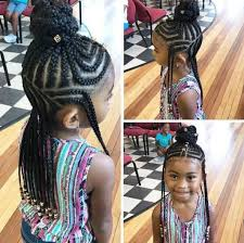 Hairstyles For Braids 0 Best Fulani Inspired Braid Styles Have Been Killing The Game This Summer