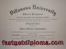 buy villanova university fake degree buy fake diploma and transcript villanova university diploma