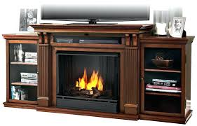 tv stand with built in electric fireplace dark espresso inch stand with electric fireplace by real tv stand with built in electric fireplace