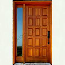 solid wooden panel door with frame hpd wood doors al alsoposite swing interior design pleasing