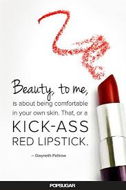 Red Lipstick Quotes Classy 48 Red Lipstick Quotes QuotePrism