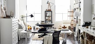 white home office furniture. it might be work, but doesn\u0027t have to feel like it. office furniture white home e