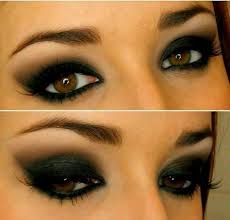 makeup for dark brown eyes tutorial how to do a smokey eye for brown eyes