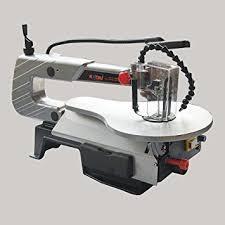 table jigsaw machine. katsu 120w electric scroll saw table jigsaw with led light blower \u002610pcs blade machine t