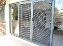 security doors for sliding glass doors sliding patio door security org throughout doors designs iron security
