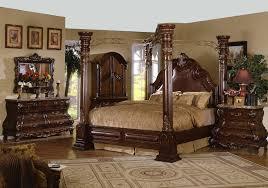 New 4 Poster King Bedroom Set Gallery Design Ideas #1117