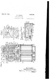 patent us1503439 fire alarm system google patents gamewell master box parts at Fire Alarm Master Box Wiring Diagram