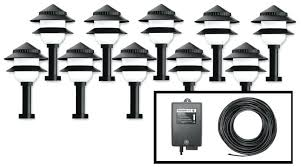 low voltage led outdoor lighting kits uk landscape ideas comely of lighti