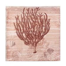 Small Picture Wholesale Home Decor Coastal Decor Seaside Coral Canvas Wall Art