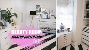 my dream beauty room makeup collection tour you