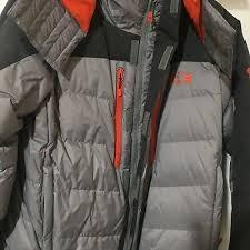 Mountain Hardwear Mens Glacier Guide Down Parka Size M Warm