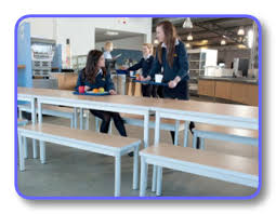 school dining room tables. Simple Tables Enviro Dining Benches Intended School Room Tables U