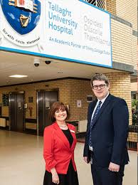 New Deputy Ceo For Tuh Health Manager