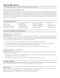 Coordinator Skills Resume Airexpresscarrier Com