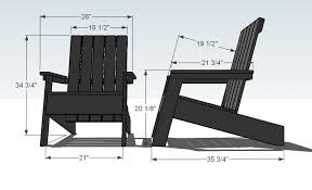 pallet adirondack chair plans. Pallet Adirondack Chair Plans Free