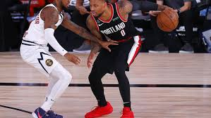 The portland trail blazers thrive on offense. Lillard S Big Game Leads Portland Trail Blazers Past Denver Nuggets