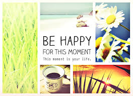 This Is Your Life Quote Stunning Quote Of The Week Be Happy For This Moment This Moment Is Your