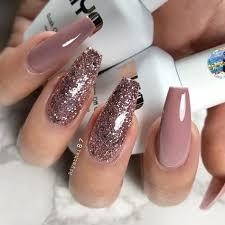 66 Trendy Long Acrylic Nails Art 2018 Nehty Nápady Na Nehty