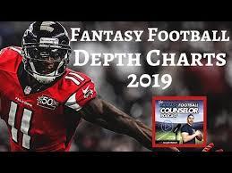 Fantasy Football Depth Charts 2019 Nfl Team Fantasy Depth
