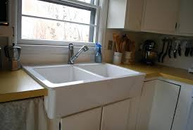 Ikea Apron Sink Front From By Specs54