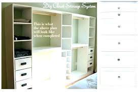 diy closet storage building closet organizer plans s walk in closet organizer plans diy closet storage diy closet storage