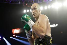 Tyson Fury tests positive for COVID-19 ...