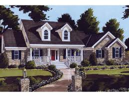 Cape Cod House Plan 1041192 5 Bedrm 4061 Sq Ft Home Cape Cod Home Plans