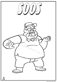Gravity Falls Coloring Pages Best Free Images On X Printable To