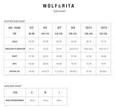 Wolf Rita Size Guide Mylittleceleb