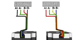 stepper motor wire colors google search cnc pinterest cnc 6 wire stepper motor wiring diagram at Nema 23 Stepper Motor Wiring Diagram