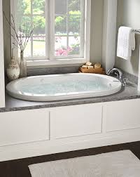 Roman Soaking Tub enjoy a soothing soak in this ridgefield whirlpool this soaker 4336 by guidejewelry.us