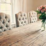 chair grey tufted dining from cream home wall art chairs hafoti distressed dark green beech timber